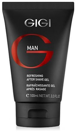 GIGI MAN Refreshing After Shave Gel Гель после бритья