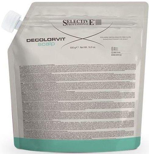 Selective Средство для прикорневого обесцвечивания Decolorvit Scalp