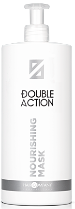 Hair Company Маска питательная Double Action