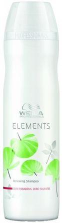 Wella Elements Обновляющий шампунь без сульфатов