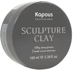 Kapous Studio Professional Глина для укладки волос нормальной фиксации Sculpture Clay