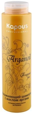 Kapous ArganOil Увлажняющий шампунь для волос с маслом арганы