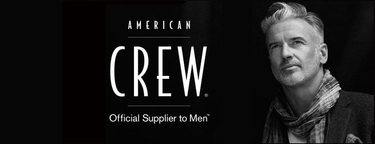 American Crew Окрашивание седины