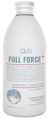Ollin Full Force Кондиционер с экстрактом пурпурного женьшеня для роста волос