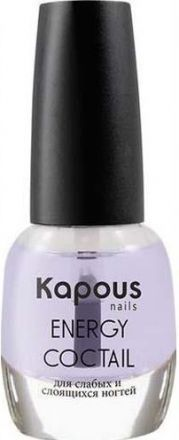 Kapous Manicure Hi-Lac Укрепляющее базовое покрытие EnergyCoctail