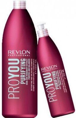 Revlon Шампунь для волос очищающий PROYOU