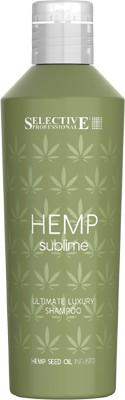 Selective Hemp Sublime Шампунь с маслом семян конопли