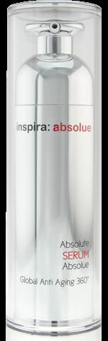 inspira absolue Глобально омолаживающая сыворотка 360 Absolue Serum