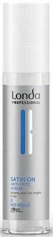 Londa Styling Разглаживающая сыворотка для волос SATIN ON