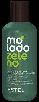 Estel Molodo Zeleno Бальзам-эликсир для волос с хлорофиллом