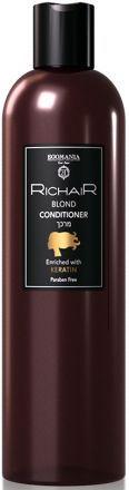Egomania Richair Кондиционер для обесцвеченных и осветлённых волос с Кератином