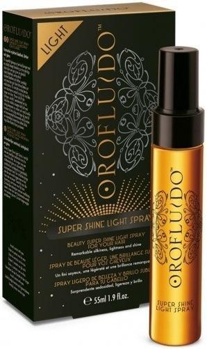 Orofluido Спрей для блеска волос Super Shine Light Spray