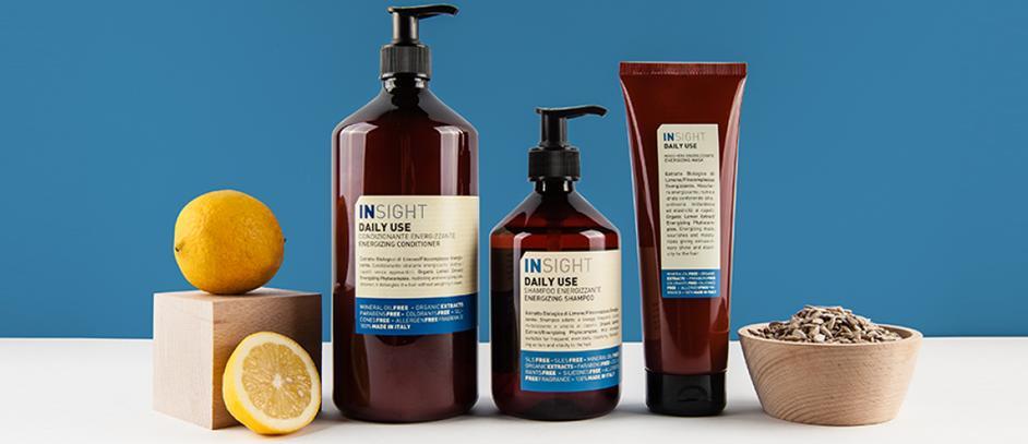 Insight Уход за волосами и кожей