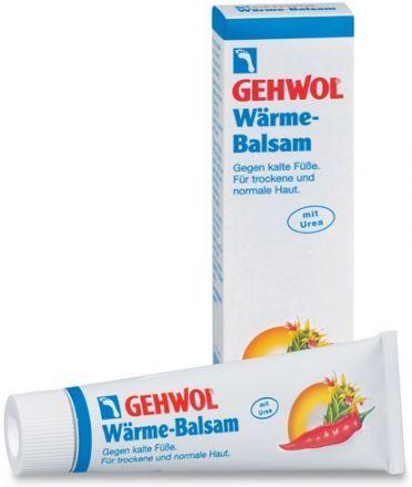 Согревающий бальзам кровообращение Gehwol