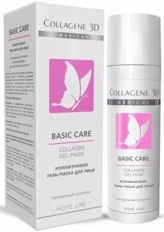 Medical Collagen 3D Гель-маска чистый коллаген Basic care