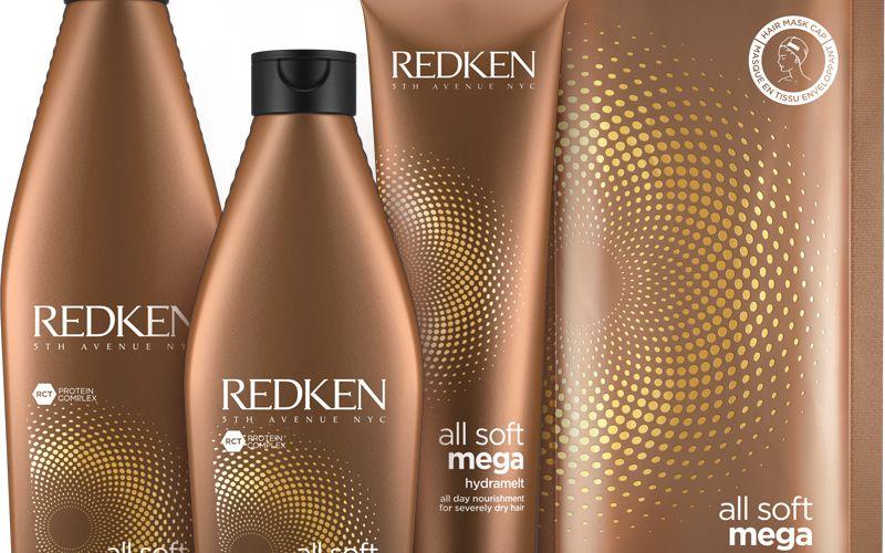 Redken Уход за волосами All Soft Mega