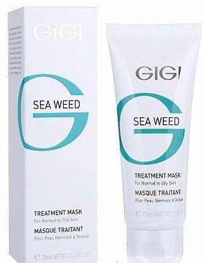GIGI Sea Weed Treatment Mask Маска лечебная