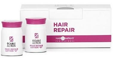 Hair Company Double Action Восстанавливающий лосьон A+B
