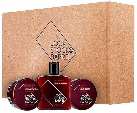 Lock Stock & Barrel Подарочный набор №1 для мужчин