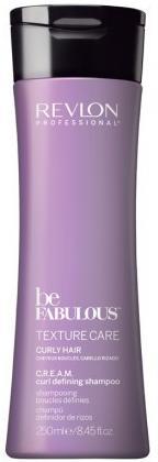Revlon Be Fabulous Шампунь активирующий завиток Curly Shampoo