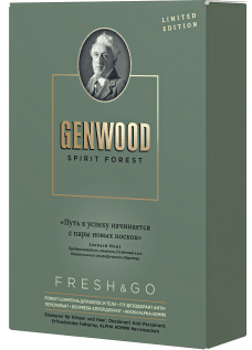 Estel Genwood Набор Fresh&Go