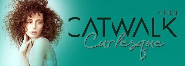 TIGI Catwalk Curlesque - купить в интернет магазине