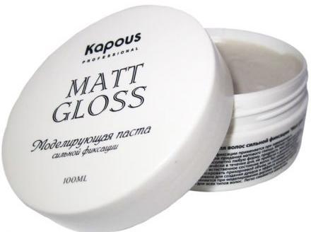 Kapous Professional Моделирующая паста сильной фиксации