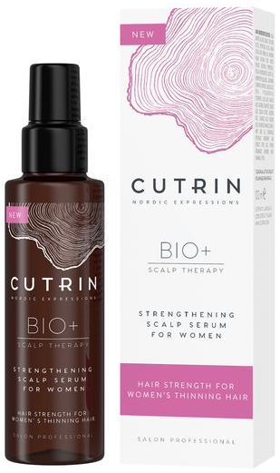 Cutrin Bio+ Strengthening Сыворотка-бустер для укрепления волос у женщин