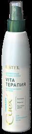 Estel Curex Therapy Двухфазный лосьон-спрей Интенсивное восстановление