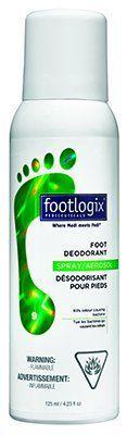 Footlogix Дезодорант для ног с антибактериальным эффектом