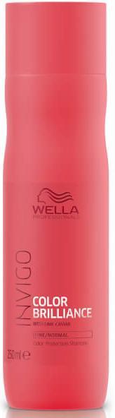 Wella Invigo Color Brilliance Шампунь для защиты цвета окрашенных волос