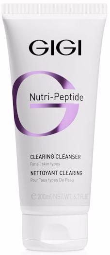 GIGI Nutri Peptide Пептидный очищающий гель