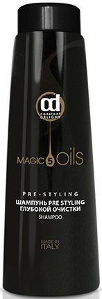 Constant Delight 5 Magic Oils Шампунь глубокой очистки Pre Styling