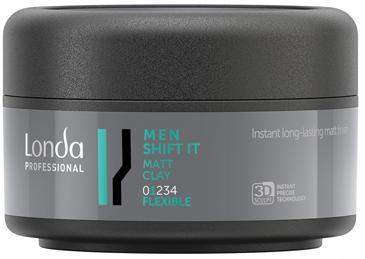 Londa Styling Матовая глина для волос нормальной фиксации SHIFT IT