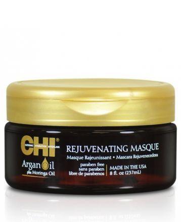 CHI Argan Oil Омолаживающая маска с маслом Арганы и маслом Моринга