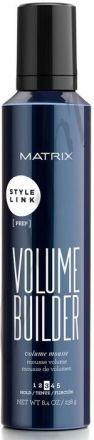 Matrix Style Link Мусс для объёма волос Volume Builder
