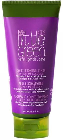 Little Green Kids Кондиционер для облегчения расчесывания и распутывания волос