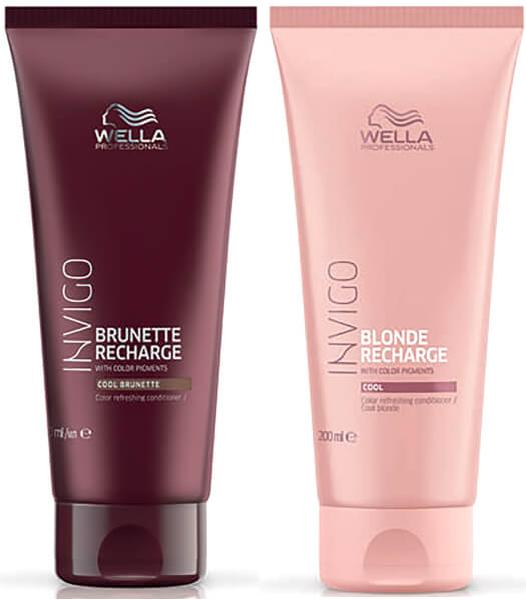 Wella Color Recharge Бальзам для освежения цвета волос