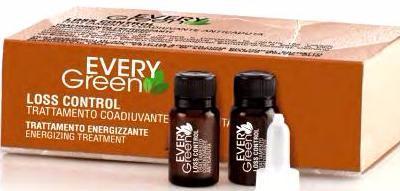Dikson Everygreen Сыворотка против выпадения волос