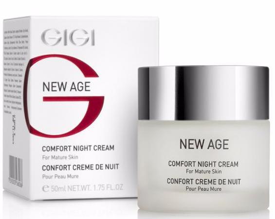 GIGI New Age Comfort night cream Крем-комфорт ночной