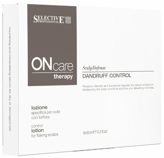 Selective Oncare Rebalance Специальный лосьон от перхоти