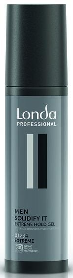 Londa Styling Гель для укладки волос экстремальной фиксации SOLIDIFY IT