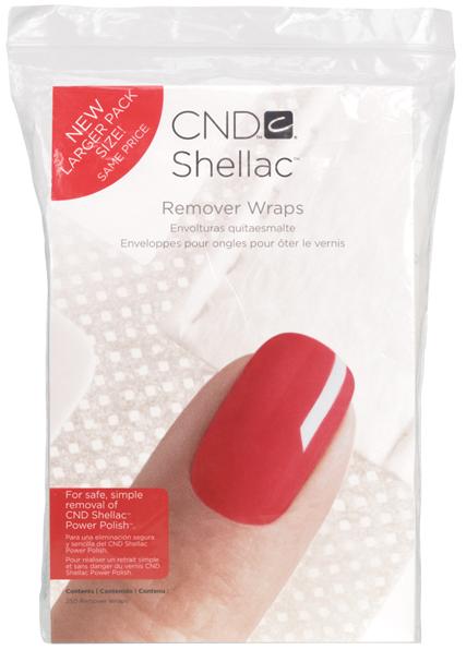 CND Shellac Замотка для снятия покрытия