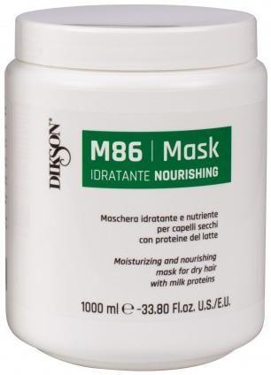 Dikson SM Line Увлажняющая и питательная маска M86 Hydrating
