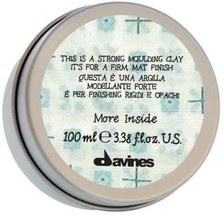 Davines More Inside Моделирующая глина Moulding Clay для стойкого матового финиша