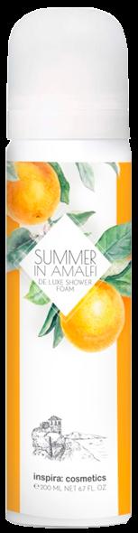 Inspira Summer in Amalfi Роскошная пена для душа De Luxe