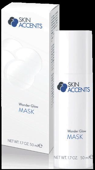 Inspira Skin Accents Роскошная маска для сияния кожи Wonder Glow Mask