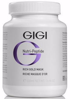 GIGI Nutri Peptide Пептидная золотая маска для лица