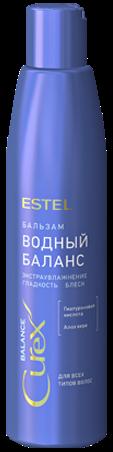 Estel Curex Aqua Balance Бальзам для всех типов волос