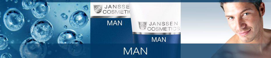 Janssen Cosmetics Man